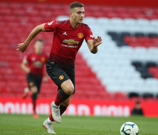2010ff4f1 Manchester United news: Diogo Dalot to make debut against Young Boys ...
