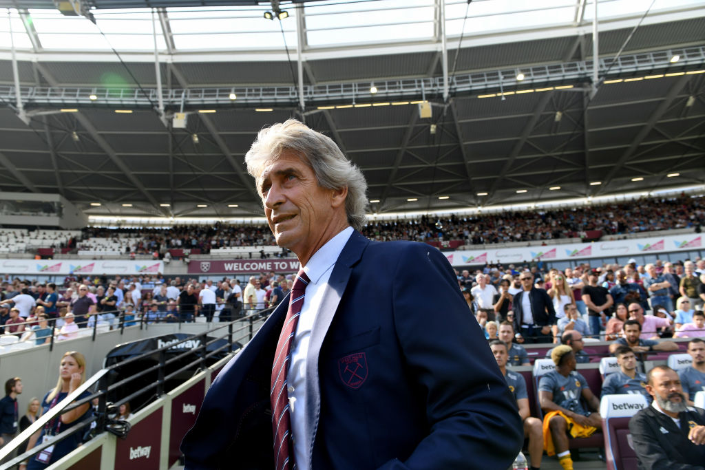 How much it will cost West Ham to sack Manuel Pellegrini after horror start