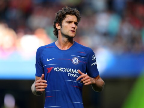Marcos Alonso reiterates Chelsea commitment amid interest from Real Madrid