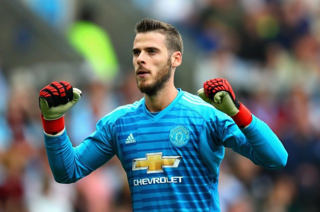 dc469d3dc David de Gea was reportedly unhappy with Manchester United s latest contract  offer (Picture  Getty)