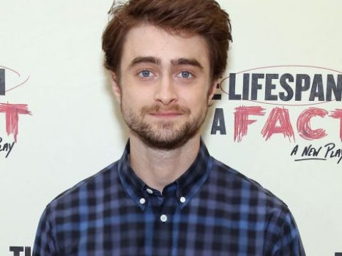 Daniel Radcliffe went full method as he took an undercover job as a fact checker at the New Yorker