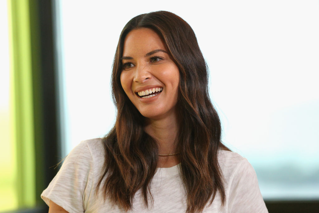 Olivia Munn may quit acting af...
