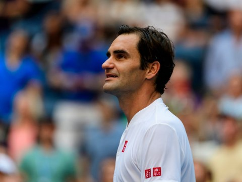'I knew right away': Roger Federer reacts to Nick Kyrgios imitating his serve