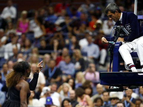 US Open umpire Carlos Ramos backed by International Tennis Federation over Serena Williams row