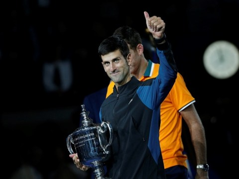Juan Martin del Potro backs Novak Djokovic to surpass Roger Federer and Rafael Nadal's Grand Slam records after US Open win