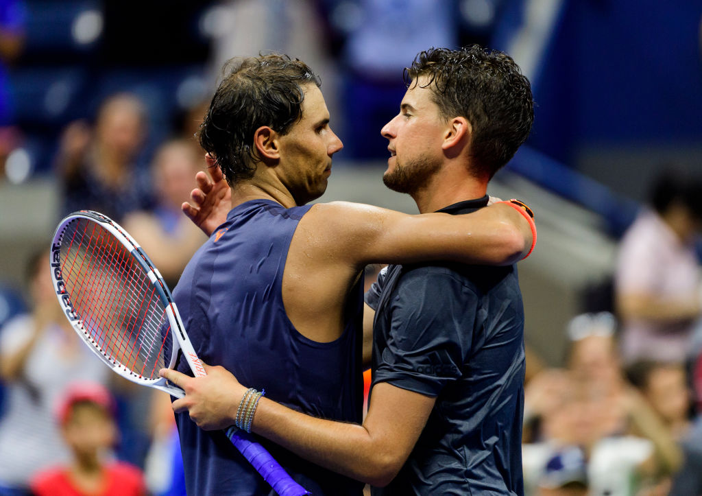 Rafael Nadal reveals what he told Dominic Thiem after epic US Open quarter-final victory