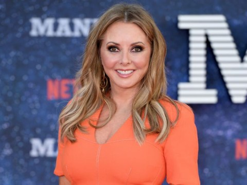 Carol Vorderman admits to dating a few guys at the moment – but she 'isn't looking for a keeper'