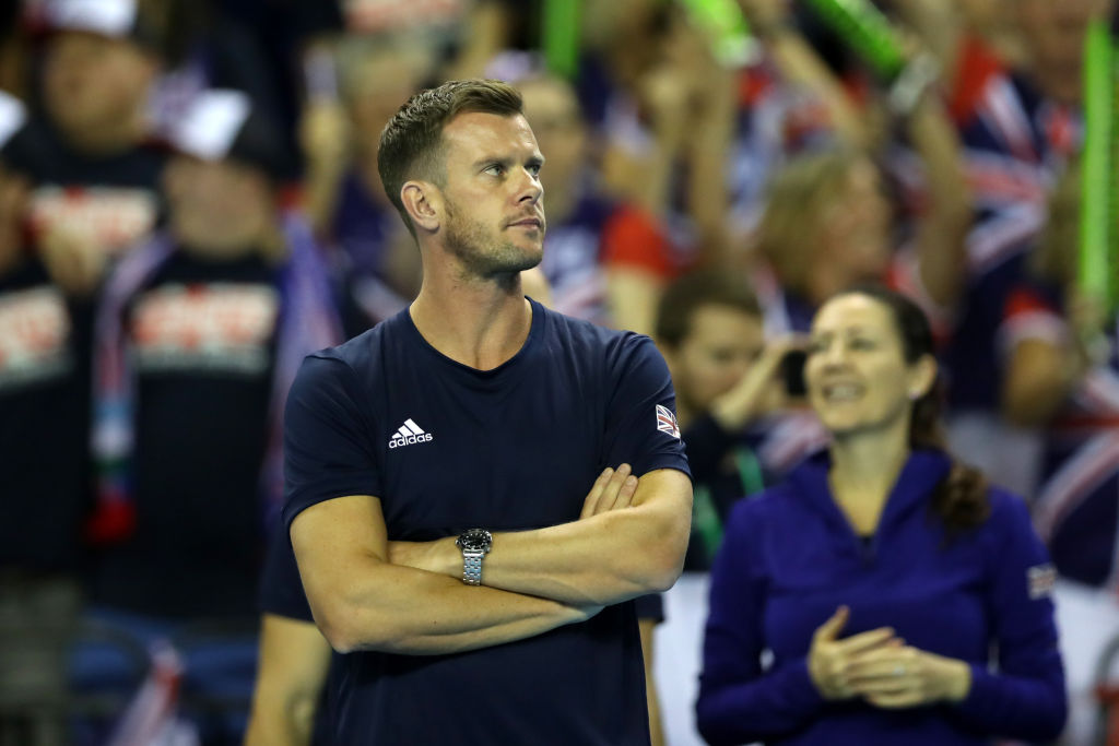 Leon Smith calls for Great Britain to be handed wildcard for new-look Davis Cup