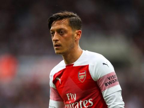 Jermaine Jenas blasts Arsenal star Mesut Ozil moments after he scores v Newcastle United