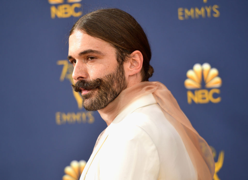 Jonathan Van Ness' red carpet excellence lets queer young people, like me, know they're not alone