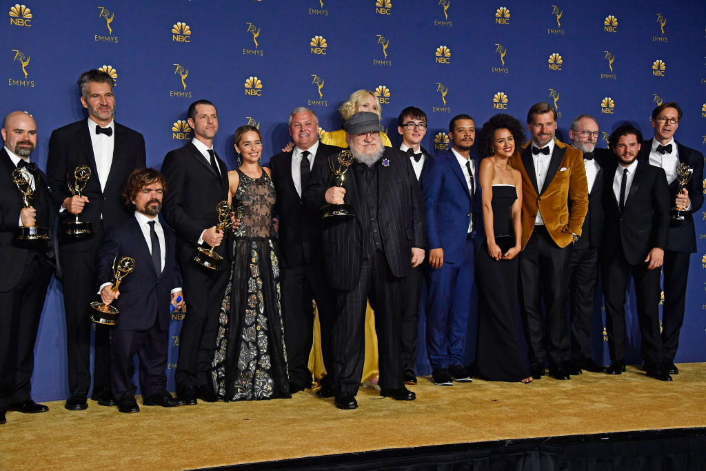 Game of Thrones cast and show's creator George RR Martin make huge dig at Donald Trump after 'Sanctions are Coming' tweet