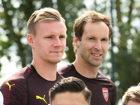 Bernd Leno or Petr Cech? Martin Keown chooses his Arsenal goalkeeper for Everton clash