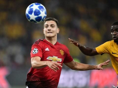 What Jose Mourinho, Rio Ferdinand and Paul Scholes said about Diogo Dalot's Manchester United debut