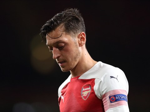 Unai Emery sends ominous message to Arsenal fans about Mesut Ozil's future