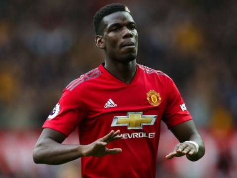 Paul Pogba questions Jose Mourinho's tactics after Manchester United's draw with Wolves