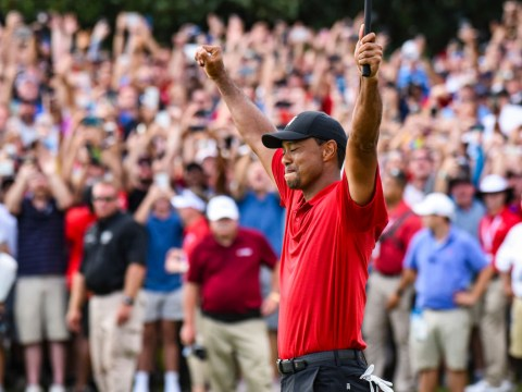 Tiger Woods net worth and golf world ranking following his Tour Championship win