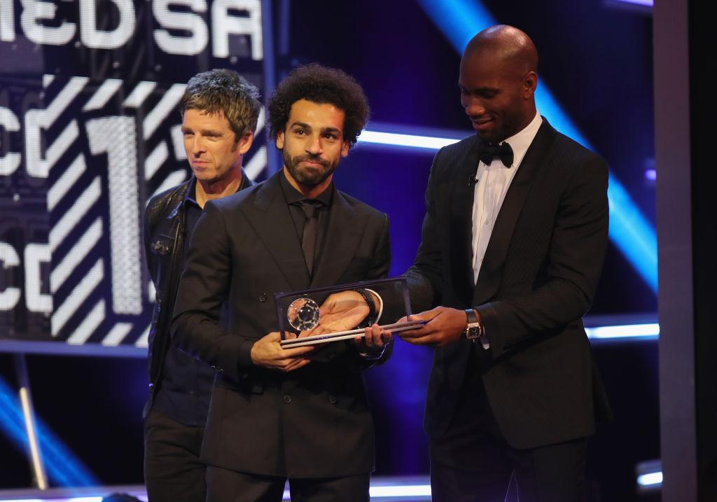 Mohamed Salah trolled by Liverpool team-mate over Puskas Award
