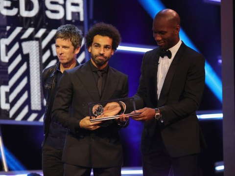 Mohamed Salah trolled by Liverpool team-mate over Puskas Award