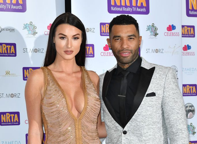 Jermaine Pennant Splits From Wife Alice Goodwin Months After Cbb Cheating Scandal