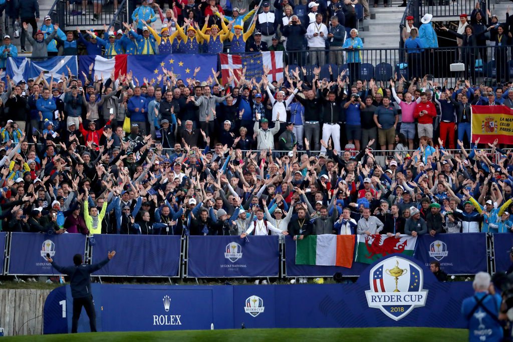 Ryder cup pairings, tee times, TV coverage, online live stream and when afternoon pairings are announced