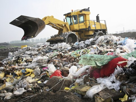It should be big companies' responsibility to minimise polluting waste, not mine
