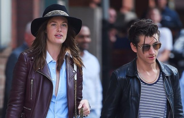 Arctic Monkeys Singer Alex Turner Splits From Model Taylor Bagley Metro News