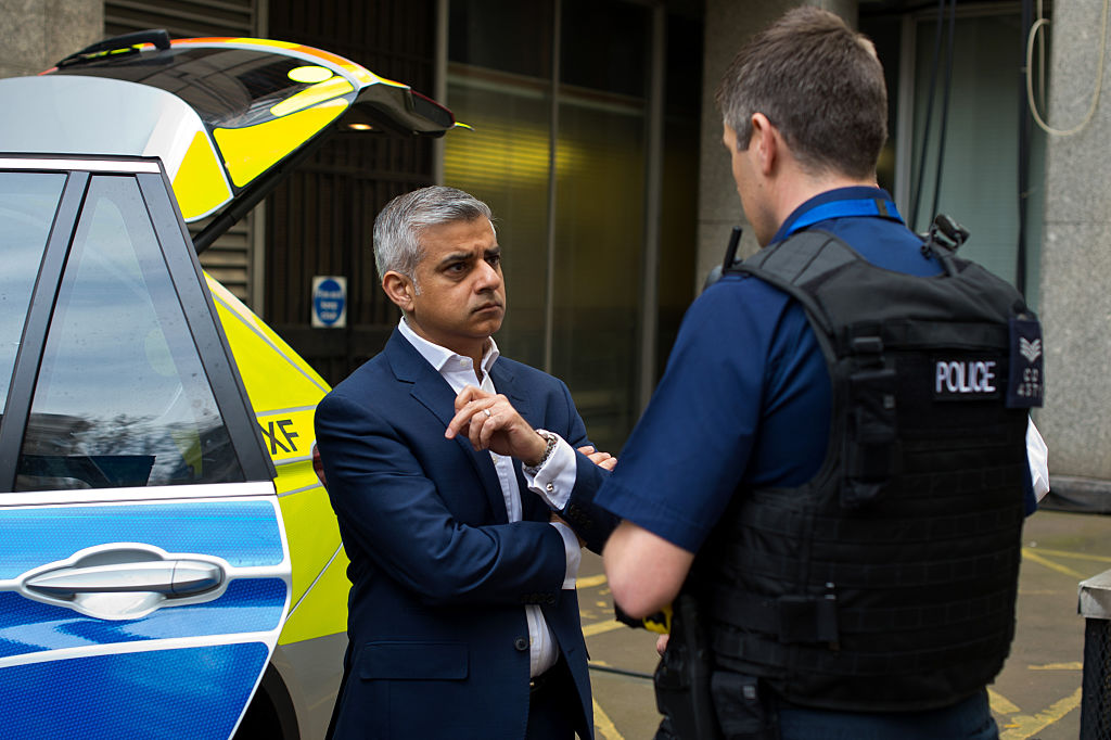 Treating crime as a disease means we can contain it and rid London of violence