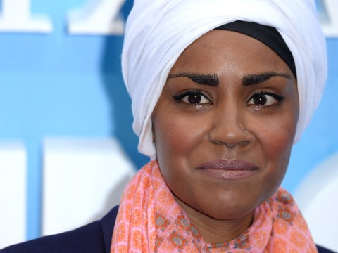 Nadiya Hussain 'couldn't breathe, move or wash' as she shares 'scary' video following panic attack