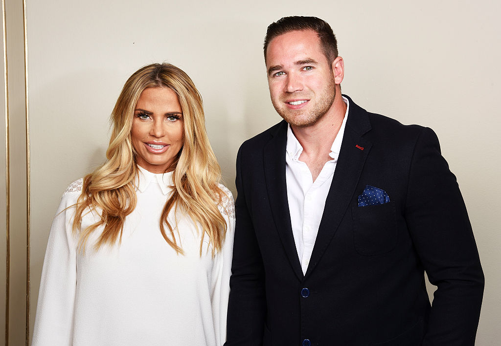 Katie Price 'still owes ex-husband Kieran Hayler thousands of pounds' as bankruptcy looms