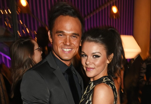 Faye Brookes posts about trusting her 'gut feeling' and 'stripping away the superficial' after Gareth Gates split