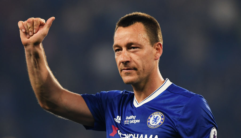 John Terry set for Chelsea return after approach from Maurizio Sarri