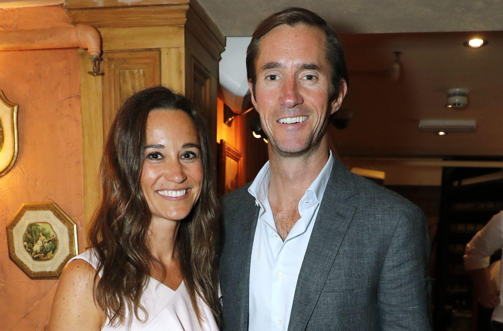 When is Pippa Middleton's baby due as brother-in-law Spencer Matthews welcomes baby boy?