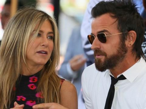 Justin Theroux finally breaks silence on Jennifer Aniston split