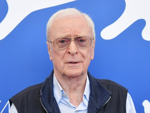 Sir Michael Caine hates the C-word – demanded it was cut from King of Thieves