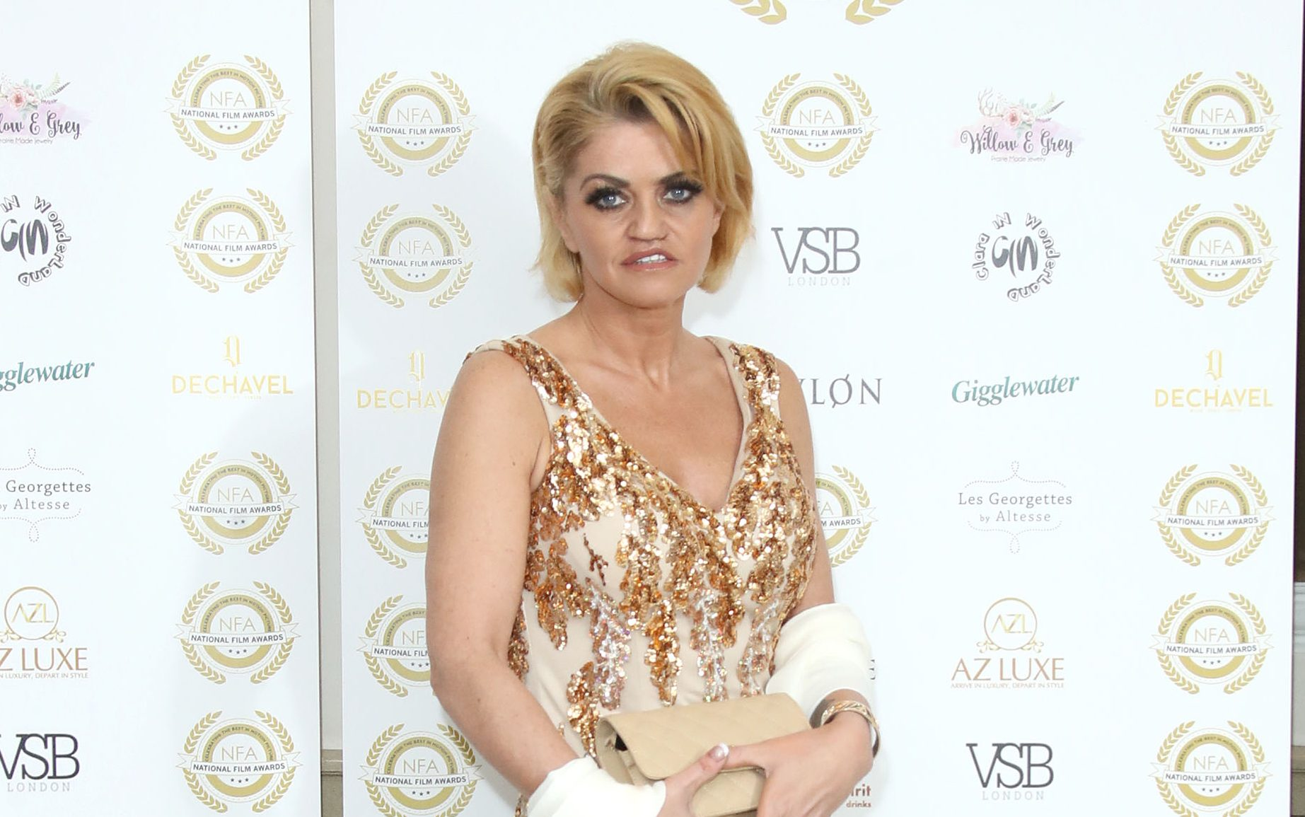 Danniella Westbrook reveals she is battling womb cancer: 'I know I need to fight'
