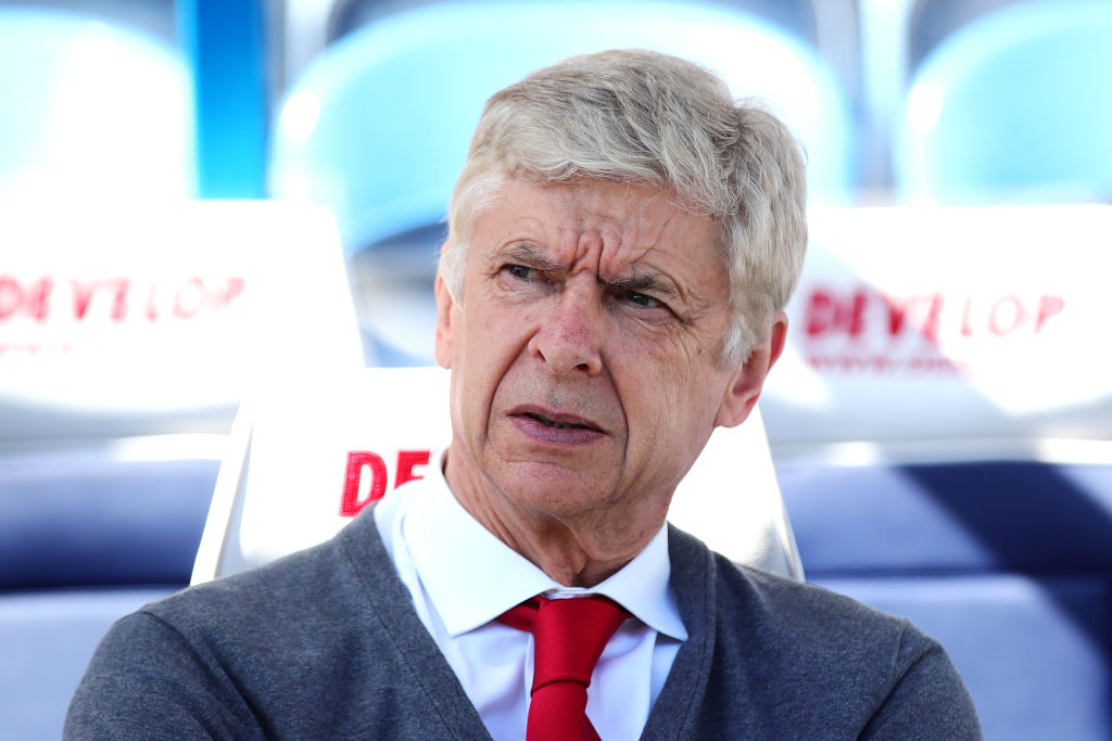 Real Madrid president Florentino Perez contacts Arsene Wenger