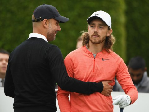 Tommy Fleetwood reveals message of support from Manchester City boss Pep Guardiola ahead of Ryder Cup