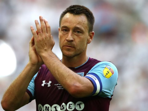 John Terry to consider Chelsea offer after making u-turn on Spartak Moscow transfer