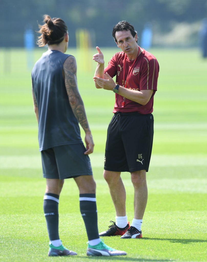 Hector Bellerin reveals ever-changing tactics biggest difference between Arsene Wenger and Unai Emery