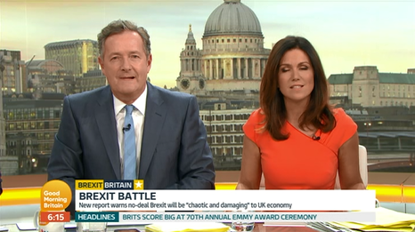 Piers and Susanne Reid GMB (Picture: ITV)