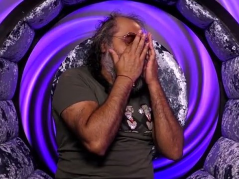 Celebrity Big Brother's Hardeep in tears over clash with Ryan Thomas: 'He doesn't want to be honest'