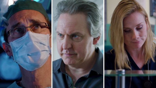 7 Holby City spoilers: Hanssen worries about Roxanna and Sacha's return