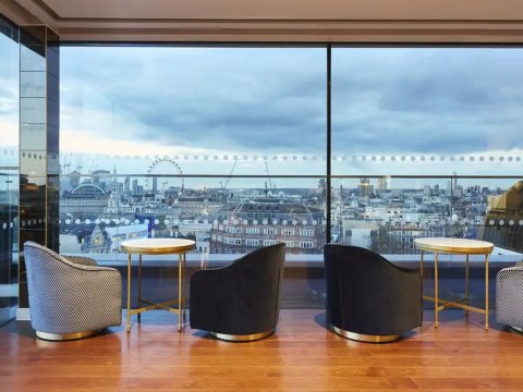 Bar Fox: A 'hidden gem' Art Deco rooftop bar in Leicester Square