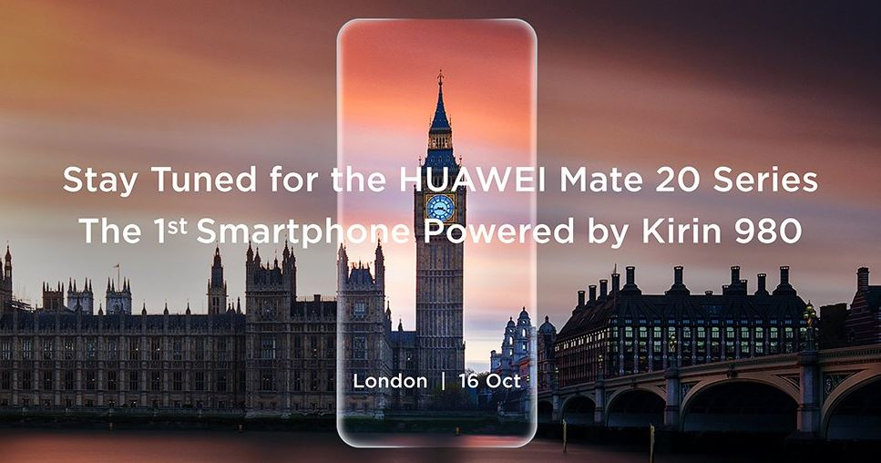 Huawei Mate 20 release date revealed in time to poach Google Pixel and iPhone X users
