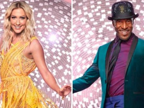 Danny John-Jules and Steps' Faye Tozer defend their previous dance training ahead of Strictly Come Dancing launch