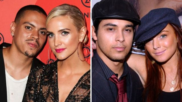 Ashlee Simpson confirms song Boyfriend was about her beef with Lindsay Lohan over Wilmer Valderrama