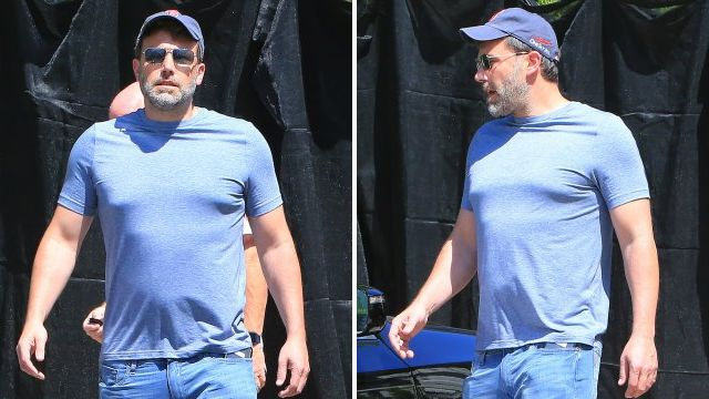 Ben Affleck keeps up with new fitness and wellbeing regime as pals say he 'seems healthier'