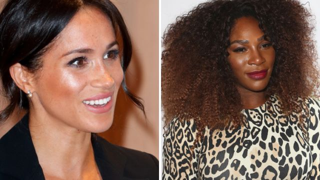Serena Williams and Meghan Markle support each other over text: 'We're relying on each other'