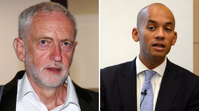 Labour party is 'institutionally racist' says Labour MP