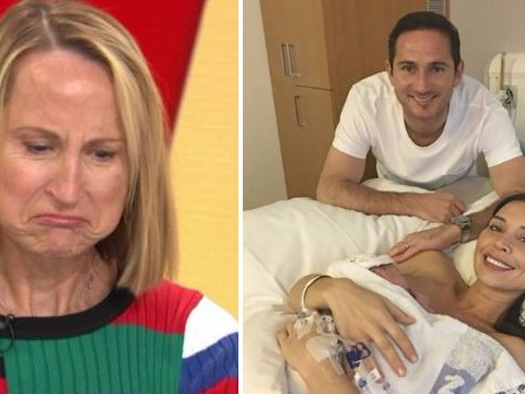 Loose Women's Carol McGiffin discovers she's been snubbed from the group Whatsapp as they congratulate Christine Lampard on her baby girl